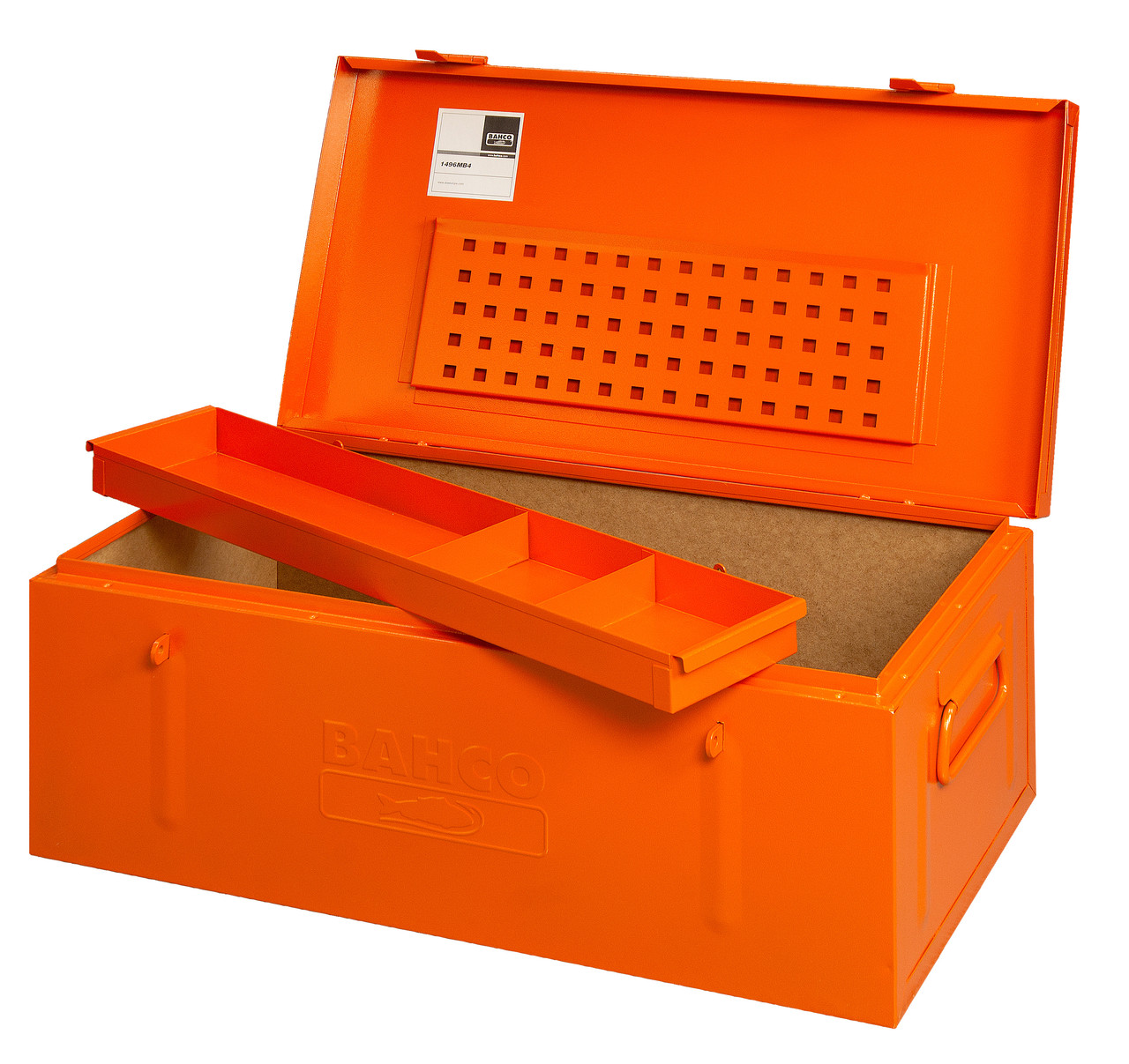 Металлические коробки, Mason box 830x440x340mm, Bahco, 1496MB4