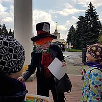 Квести для дітей 7 років в Києві від Квестманії