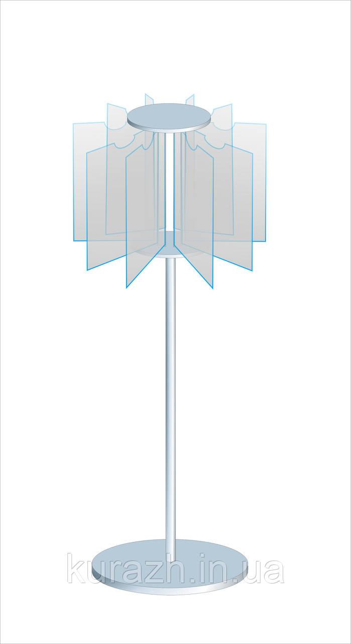 Перекидна система для підлоги для інформації А-3