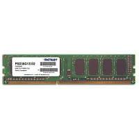 Модуль памяти для компьютера DDR3 8GB 1333 MHz Patriot (PSD38G13332H)