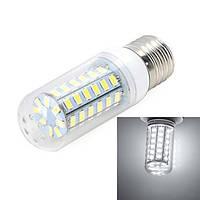 Светодиодная лампа E27 10W 220V 56pcs smd5730