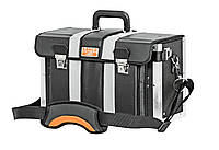 Сумки, Front opening leather tool case, Bahco, 4750-FOLTC-1