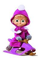Кукла Маша на снегоходе Simba 9301681