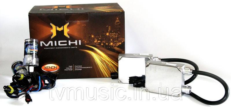 Комплект ксенонового света Michi 9006 HB4 6000K