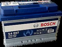 Акумулятор BOSCH S4Е 070 SILVER 0 092 S4Е 070 EFB 65Ач