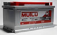 Акумулятор MUTLU SFB S3 6CT-78Ah/830A R+ низький LB3.78.078.A Автомобільний (МУТЛУ) АКБ Туреччина ПДВ