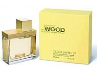 Женская парфюмированная вода Dsquared2 She Wood Golden Light Wood 30ml