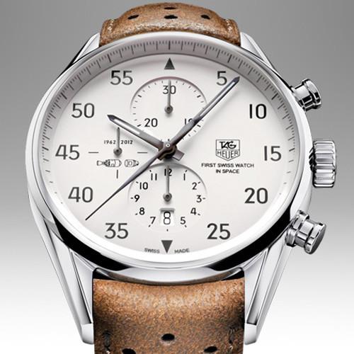 Наручные часы Tag Heuer Carrera Space  механика