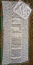 Комплект ритуальный серебро