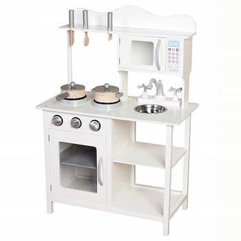 УЦІНКА !!! Кухня дитяча Kasper White дерев'яна Польща