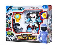 Трансформер Тобот Дельтатрон 6 в 1 Tobot Deltatron