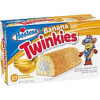 Бисквит Hostess Banana Twinkies 385g