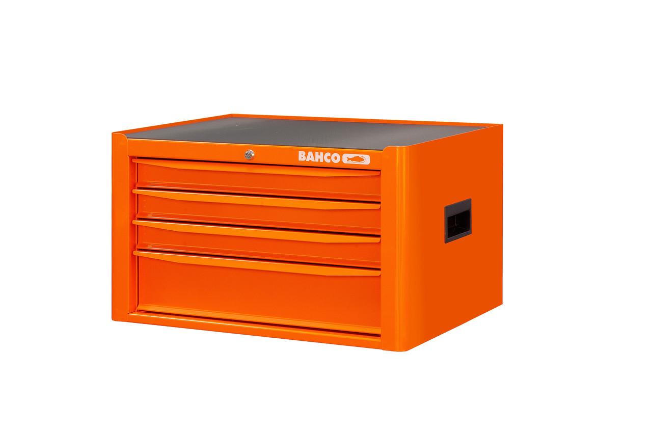 Инструментальная тележка с 4 выдвижными ящикамиt, Bahco, 1480K4