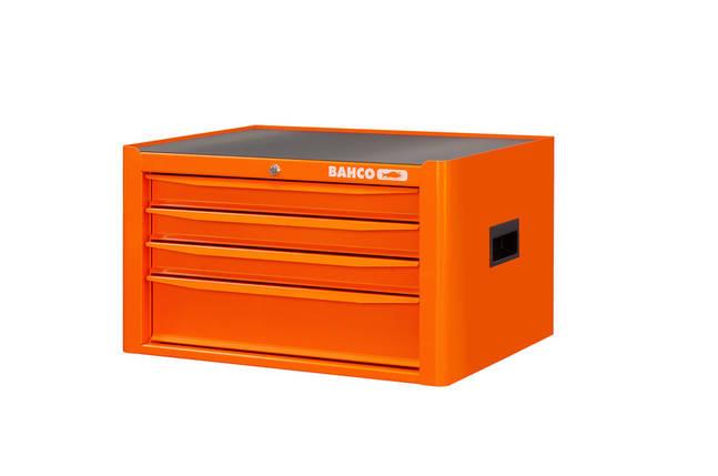 Инструментальная тележка с 4 выдвижными ящикамиt, Bahco, 1480K4, фото 2