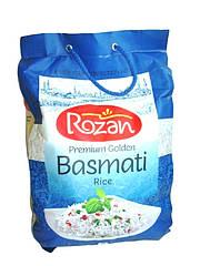 Рис Басмати Basmati Premium Golden Rozen, 5 кг.