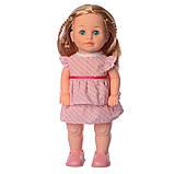 Іграшкова лялька Даринка М 5444-1 UA музична з коляскою та аксесуарами, фото 5