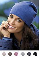 Классическая теплая зимняя шапка KAMARA от Kamea.