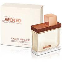 Женская парфюмированная вода Dsquared2 She Wood Velvet Forest Wood 100ml(test), фото 1