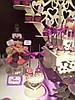 Кенди бар свадебный (Candy bar) в фиалковом цвете, фото 6