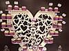 Кенди бар свадебный (Candy bar) в фиалковом цвете, фото 4