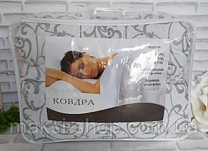 Одеяло евро размер наполнение - холлофайбер, ткань - микрофибра в подарочной сумке О-902