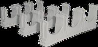 Скоба для гофра-трубы  D 16 mm уп.(100шт.)