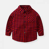 Детская рубашка 116, 122, 128