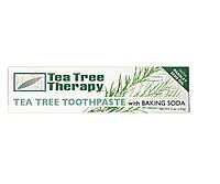 Tea Tree Therapi Зубная паста с экстрактом чайного дерева и пищевой содой, 142 г