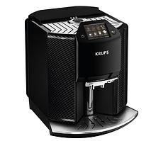 Кавоварка KRUPS EA907D автоматична кавоварка на 2 порції чорна 15 бар ОРИГІНАЛ