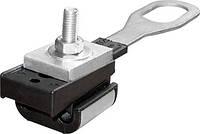Анкерний ізольований затискач  e.i.clamp.2.16.25.zr, посилений, 16-25 кв.мм