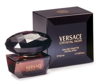 Духи женские Versace Crystal Noir (Версаче Чёрный Кристалл)