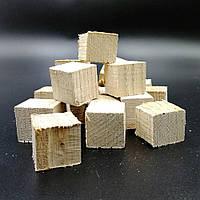 Кубики дубовые для дистилята 2х2 (100 г.)