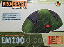 Станок для заточки ножей  Procraft EM 100