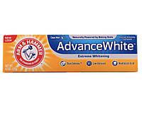 Arm & Hammer Advance White, отбеливающая зубная паста, 121 г