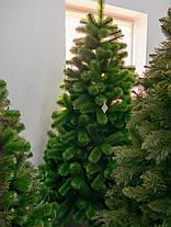 Елка искусственная на нитях зеленая 2.50 метра CLASSIC, фото 2