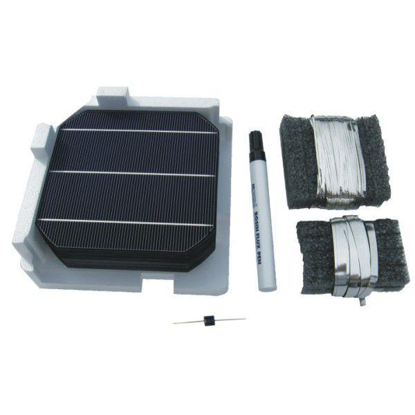 AXIOMA energy Сонячна батарея своїми руками. Конструктор. К-140 Моно., AXIOMA energy