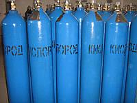 Кислород в баллонах 40 л