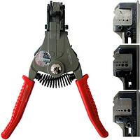 Інструмент e.tool.strip.700.b.1.3,2 для зняття ізоляції проводів перетином 1-3,2 кв.мм