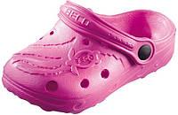 Детские тапочки сабо BECO розовый 9084 44