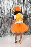 Дитячий карнавальний костюм Білочки, фото 5