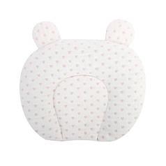 Дитяча подушка Lovely Baby U2 White латексна ортопедична для новонароджених