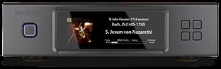 Мережевий програвач Aurender N200 Black