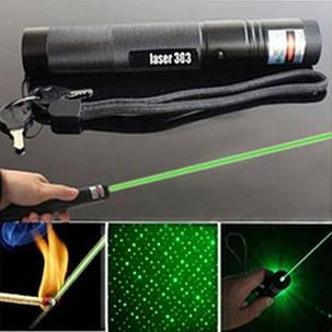 Лазерная указка SDLaser 303, зеленая, Green Laser, фото 2