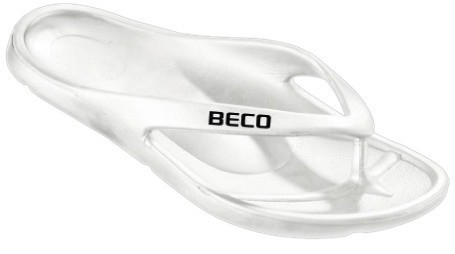 Женские вьетнамки BECO белый 90320 1