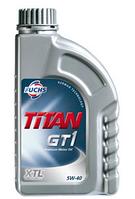 Синтетическое моторное масло Fuchs TITAN (титан) GT1 SAE 5W-40 1л.