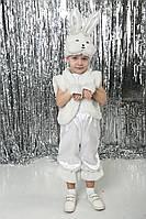 Детский карнавальный костюм  Зайчика, фото 1