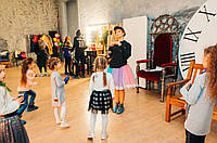 Квест гра в приміщенні школи від Квестманії