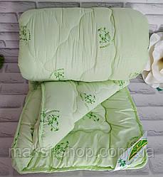 Одеяло бамбук - алое евро размер наполнение - холлофайбер, ткань - микрофибра О-903