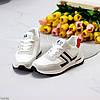 Удобные повседневные теплые белые серые кроссовки в ассортименте, фото 5