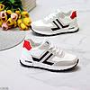 Удобные повседневные теплые белые серые кроссовки в ассортименте, фото 6